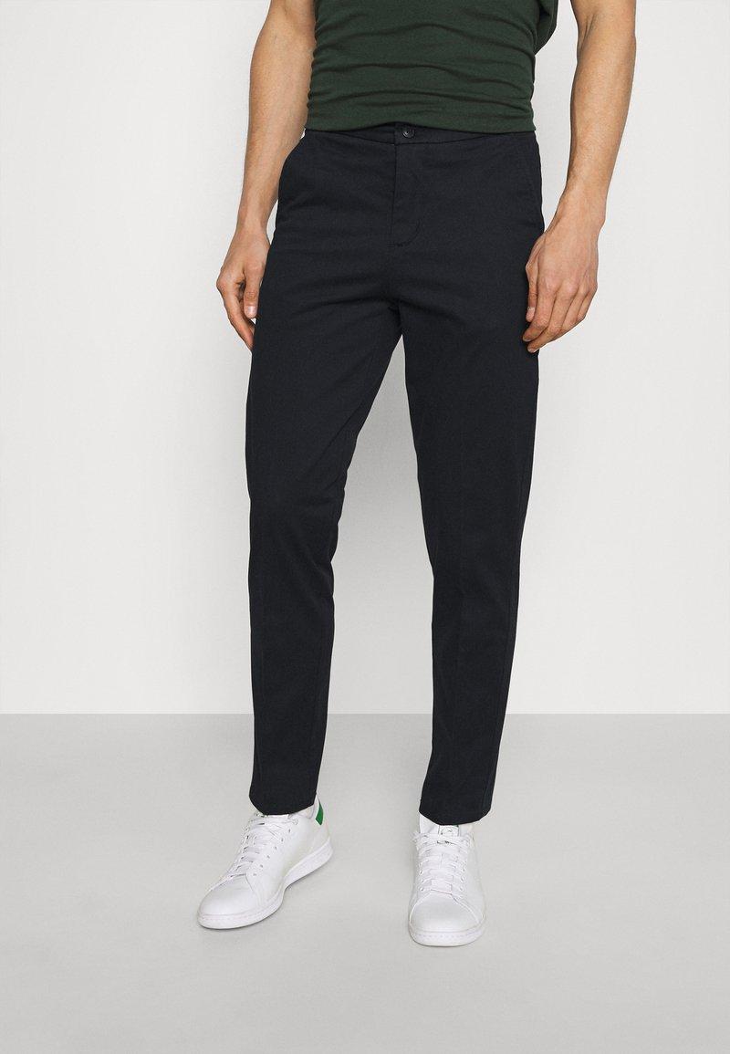 Lindbergh - WORKWEAR PANTS - Trousers - navy