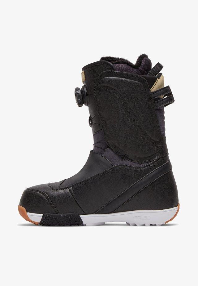 MORA - BOA - Snowboardschoen - black