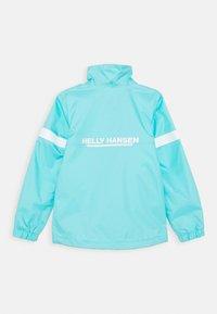 Helly Hansen - ACTIVE RAIN UNISEX - Waterproof jacket - capri - 2