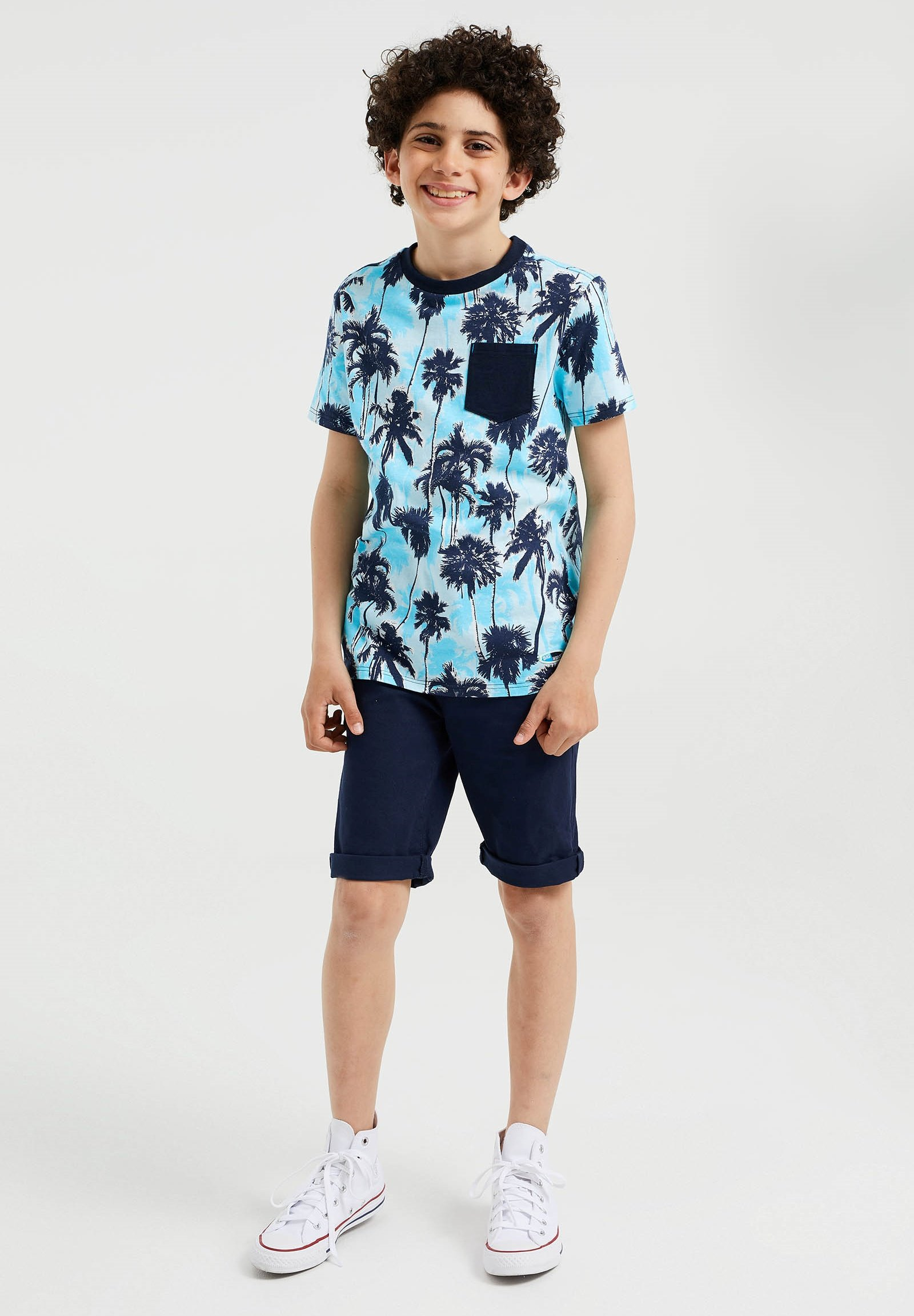 Kinder MET PALMBOOMDESSIN - T-Shirt print