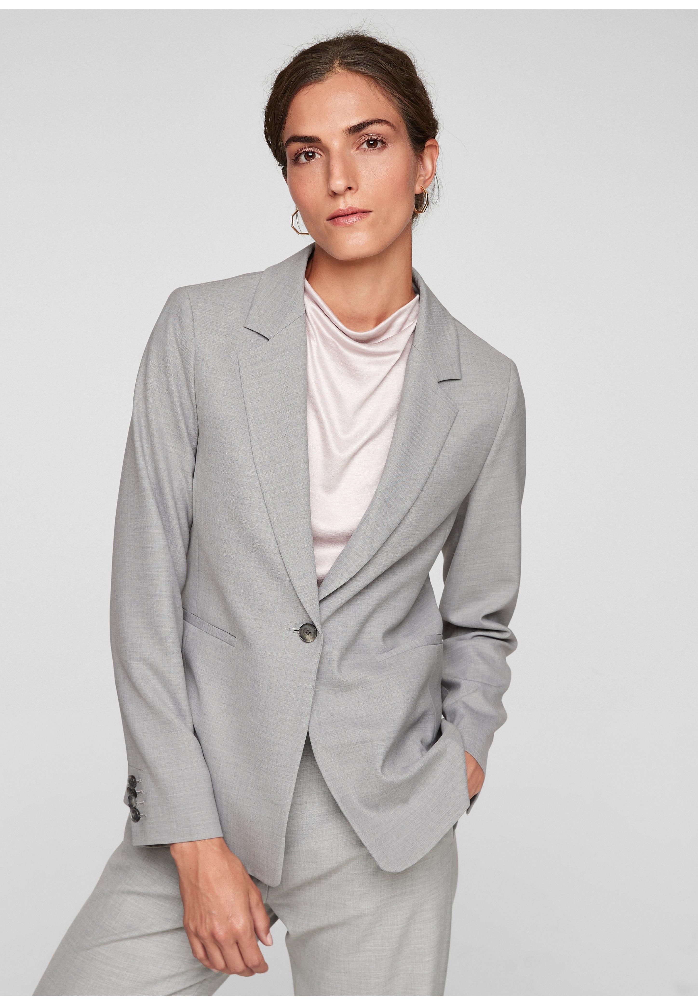 Damen MIT WEBSTRUKTUR - Blazer