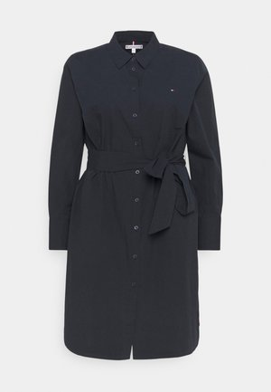 MONICA KNEE DRESS - Košilové šaty - desert sky
