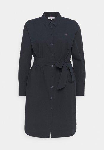 MONICA KNEE DRESS - Shirt dress - desert sky