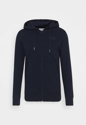 Zip-up hoodie - sky captain blue