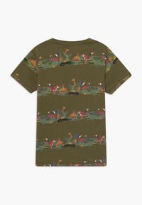 Lemon Beret - TEEN BOYS  - T-shirt print - burnt olive - 1