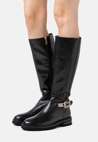 Steffen Schraut - CHAIN ROAD - Boots - black - 0