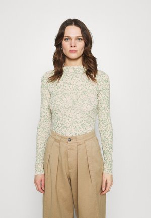 LINN - Long sleeved top - dusty green