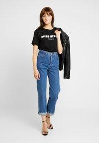 Miss Sixty - T-shirt med print - black - 1