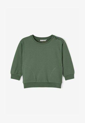 Sweatshirts - duck green