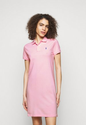 BASIC - Day dress - carmel pink