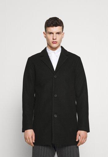 JJTYSON COAT - Short coat - black