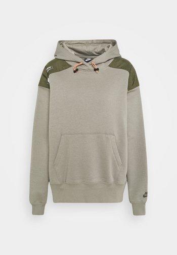 HOODIE - Sweater - light army/cargo khaki