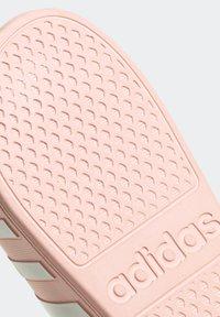 adidas Performance - Chanclas de baño - pink - 8