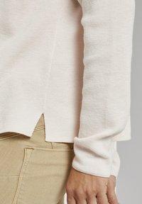 TOM TAILOR DENIM - Cardigan - soft creme beige - 2