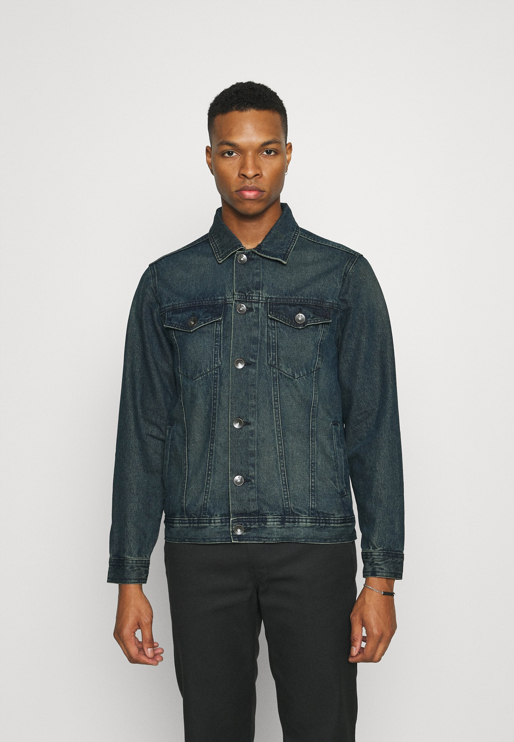 Uomo MARC JACKET - Giacca di jeans