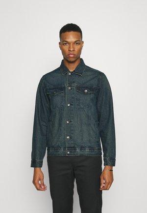 MARC JACKET - Denim jacket - egyptian blue