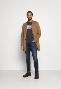 Pepe Jeans - CASH 5 PKT - Jeans slim fit - dark blue denim - 1
