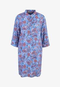 Smith&Soul - Shirt dress - ocean print - 4