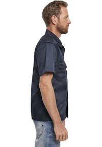 Brandit - HERREN US HEMD 1/2 - Shirt - navy - 4