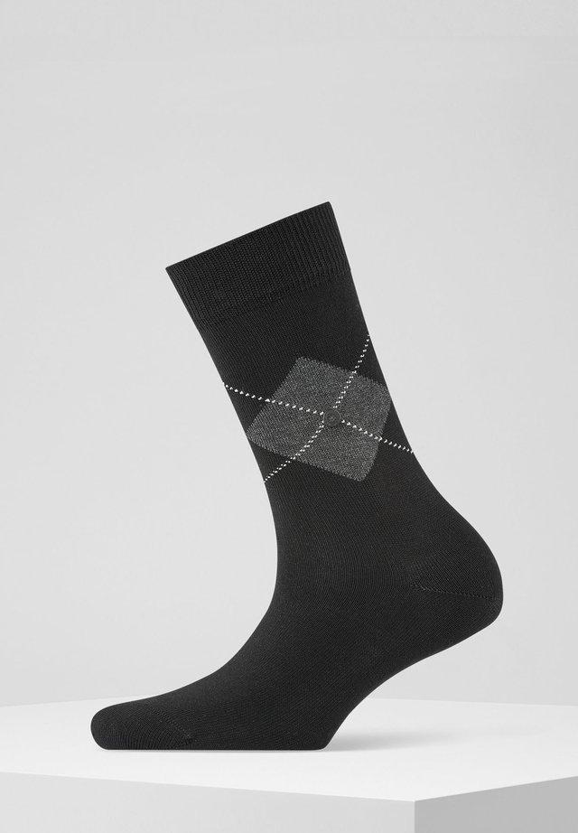 ARGYLE  - Chaussettes - black (3000)
