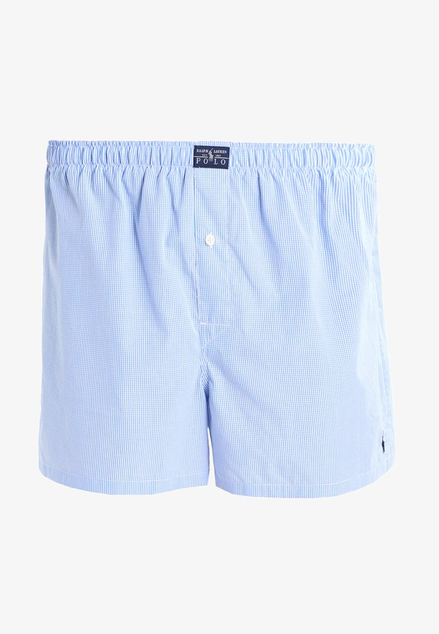 Boxer shorts - light blue