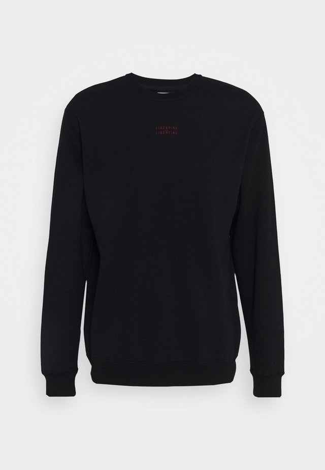 COPELAND LOGO EMBROID - Sweatshirt - black