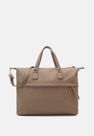 Weekend bag - taupe
