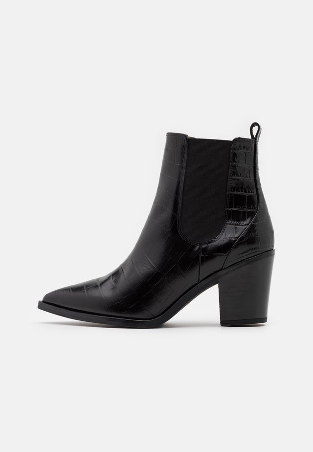 MANILA - Ankle boots - black