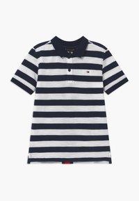 Tommy Hilfiger - BACK INSERT - Polo shirt - blue - 0