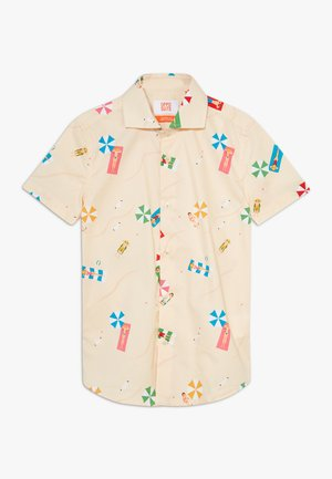 BEACH LIFE - Shirt - beige