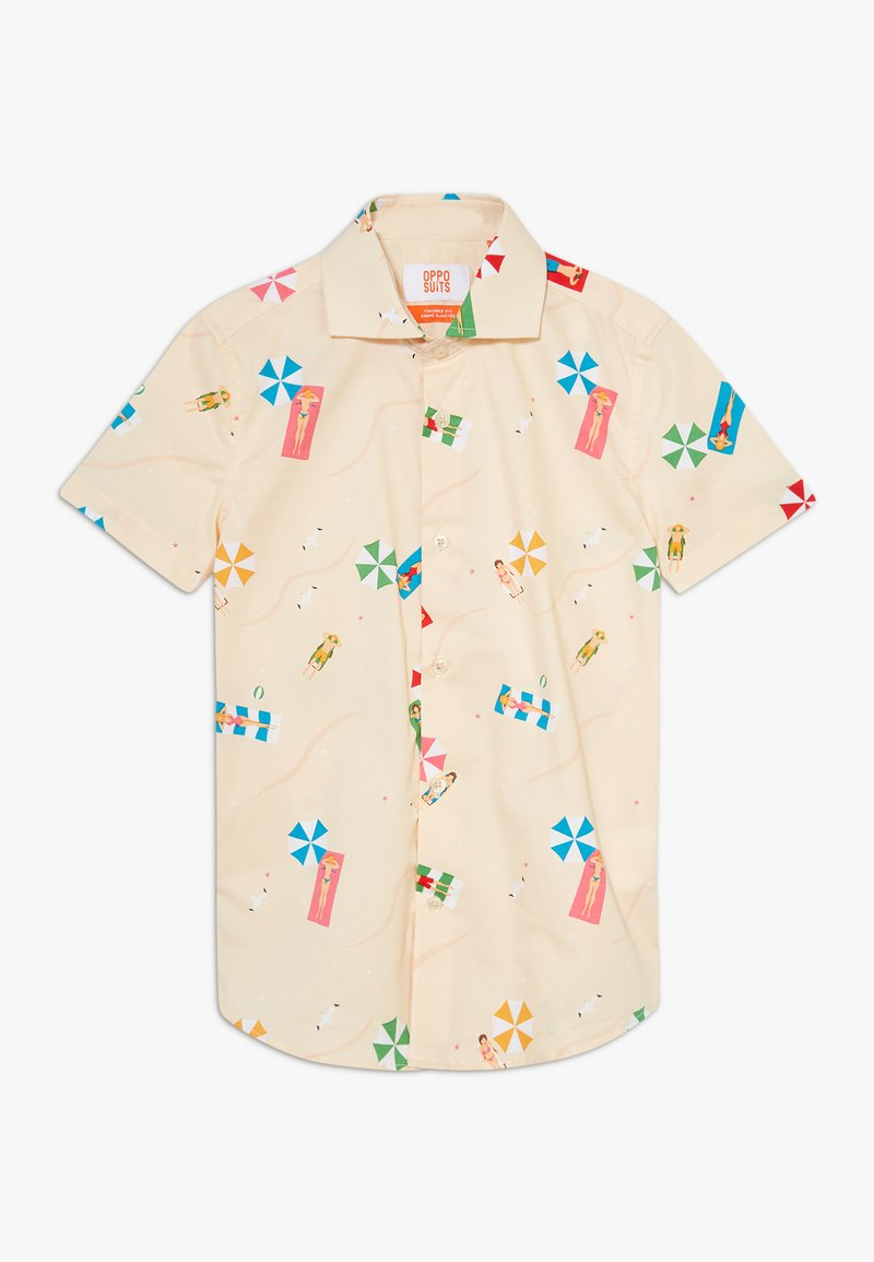 OppoSuits - BEACH LIFE - Shirt - beige