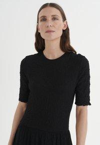 InWear - Maxi dress - black - 4