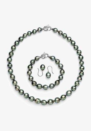 SET - Earrings - anthrazit