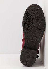 A.S.98 - Kovbojské/motorkářské boty - cardinal - 6
