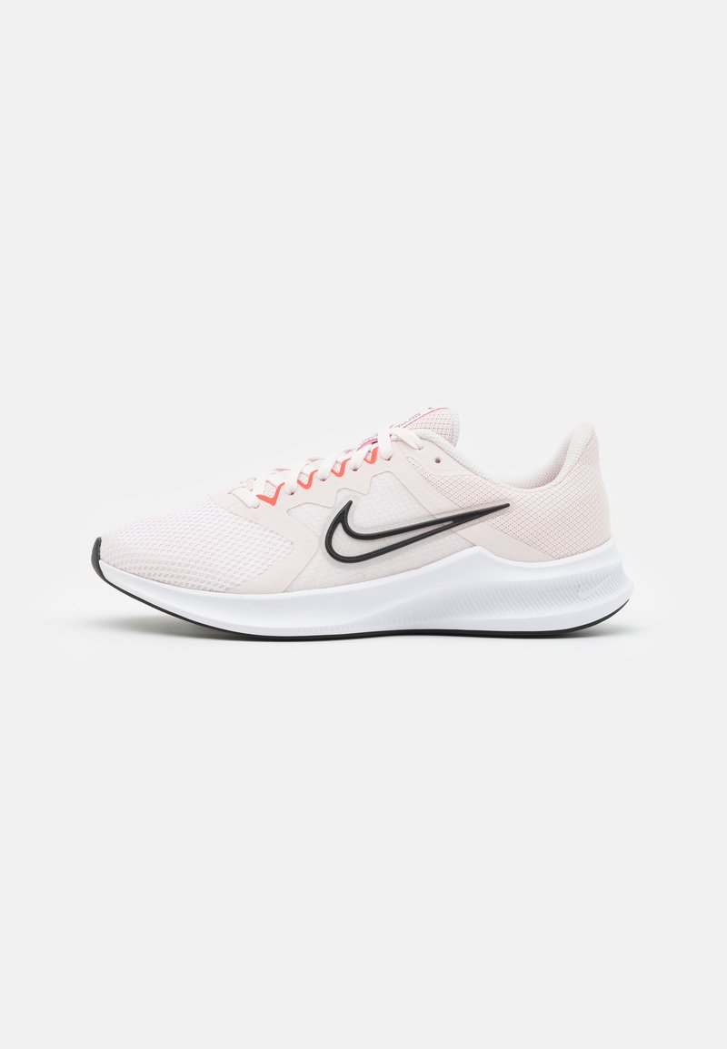 Nike Performance - DOWNSHIFTER 11 - Zapatillas de running neutras - light soft pink/black/magic ember/white