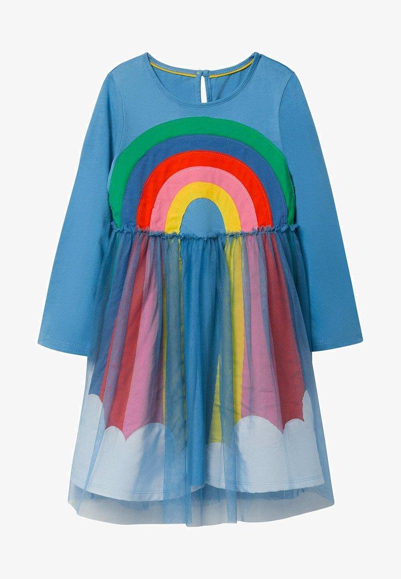 Boden - Day dress - elisabethanisches blau, regenbogen