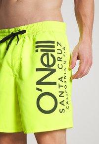 O'Neill - CALI - Swimming shorts - new safety yellow - 3