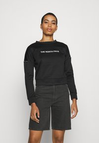 The North Face - Sweatshirt - black - 0