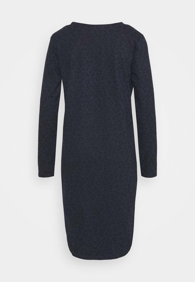 JDY JDYIVY LIFE DRESS - Freizeitkleid - navy blazer/black/dunkelblau rNBwq0