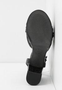 Kennel + Schmenger - GISELLE - High heeled sandals - schwarz - 6