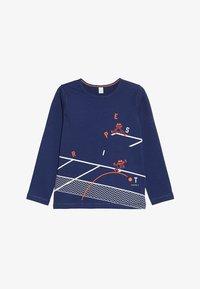 Esprit - Langærmede T-shirts - marine blue - 2