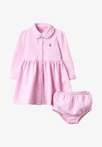 Polo Ralph Lauren - OXFORD BABY - Day dress - carmel pink - 5