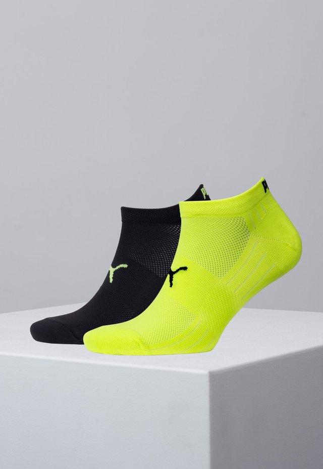 2 PACK - Socks - black/yellow