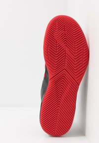 Nike Performance - AIR MAX IMPACT - Obuwie do koszykówki - university red/white/black - 4