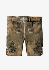 Stockerpoint - HARTL - Leather trousers - brown - 7