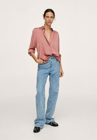 Mango - IDEALE - Overhemdblouse - pink - 1