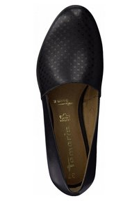 Tamaris - Business loafers - black struct - 2