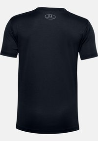 Under Armour - UA TECH - Print T-shirt - black - 1