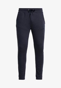 CLOSURE London - PIN STRIPE - Träningsbyxor - navy - 4