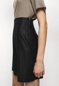 Filippa K - HOLLY SKIRT - A-line skirt - black - 5